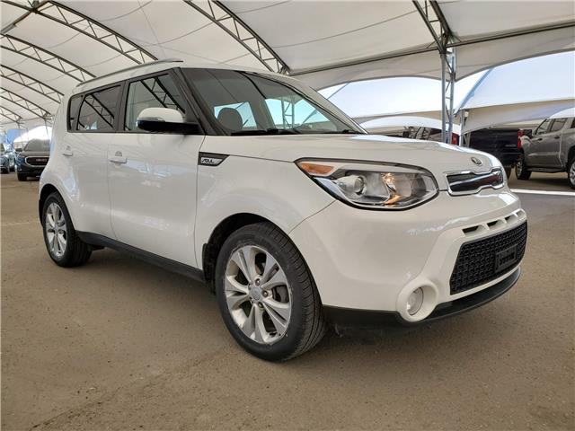 2016 Kia Soul EX (Stk: 176402) in AIRDRIE - Image 1 of 22