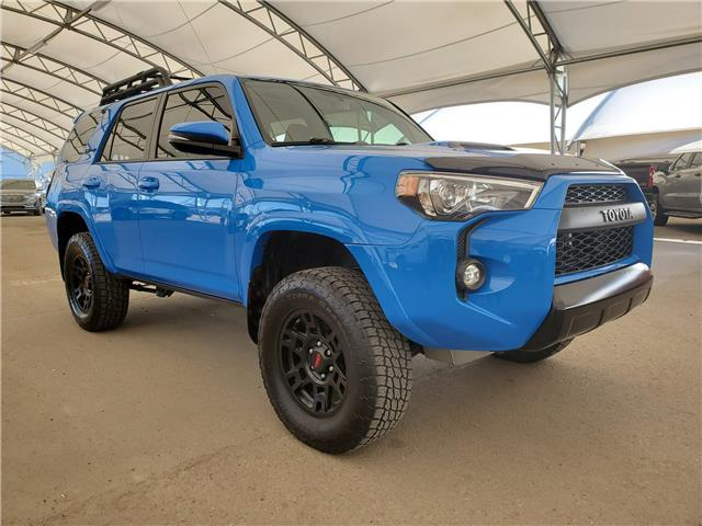 2019 Toyota 4Runner SR5 (Stk: 184274) in AIRDRIE - Image 1 of 32