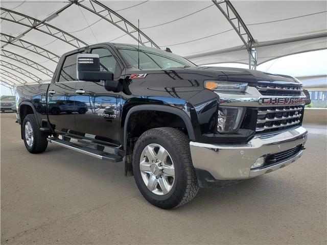 2020 Chevrolet Silverado 2500HD LTZ (Stk: 179704) in AIRDRIE - Image 1 of 35