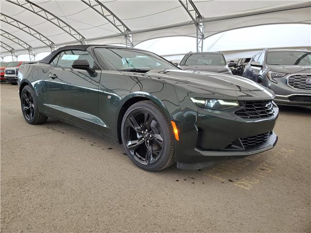 2020 Chevrolet Camaro 1LT (Stk: 183022) in AIRDRIE - Image 1 of 27