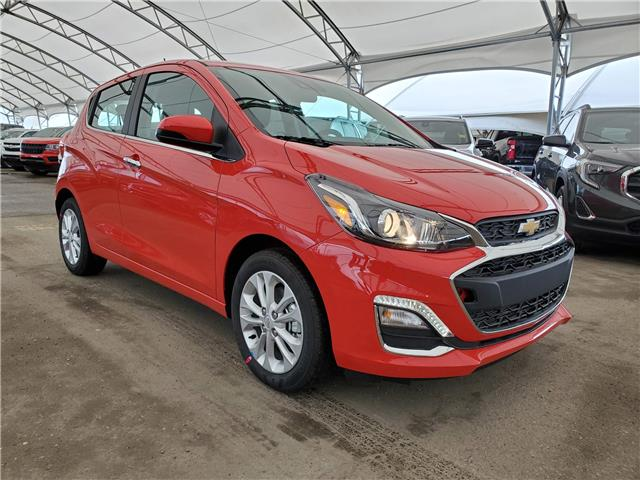 2020 Chevrolet Spark 2LT CVT (Stk: 184251) in AIRDRIE - Image 1 of 25