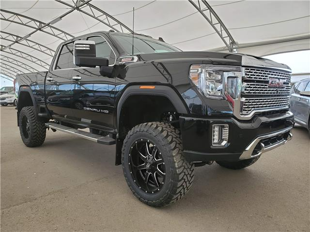 2020 GMC Sierra 3500HD Denali (Stk: 183454) in AIRDRIE - Image 1 of 35