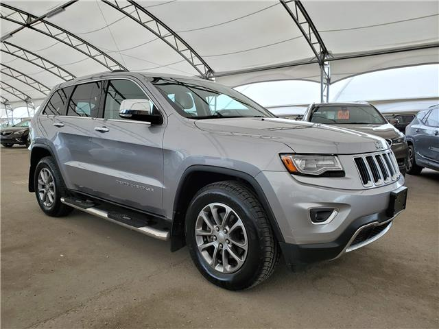 2014 Jeep Grand Cherokee Limited (Stk: 184481) in AIRDRIE - Image 1 of 31