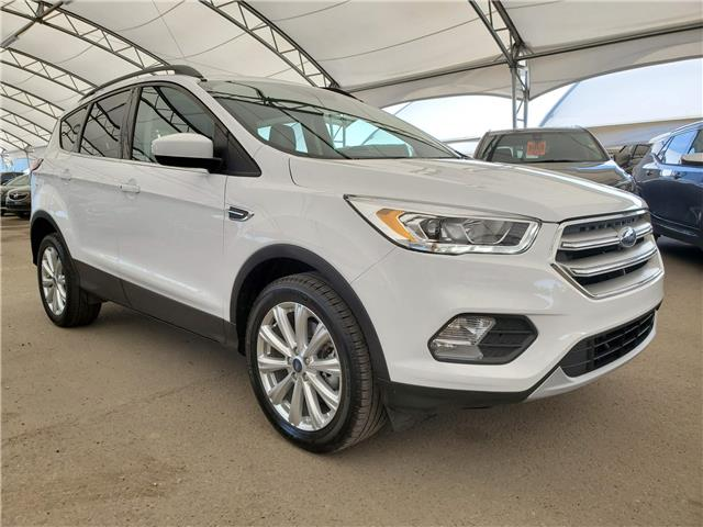 2019 Ford Escape SEL (Stk: 184452) in AIRDRIE - Image 1 of 29
