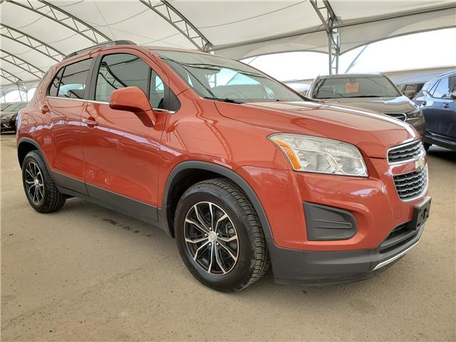 2014 Chevrolet Trax 1LT (Stk: 150934) in AIRDRIE - Image 1 of 27