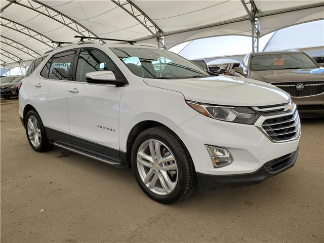 2019 Chevrolet Equinox Premier (Stk: 176301) in AIRDRIE - Image 1 of 34