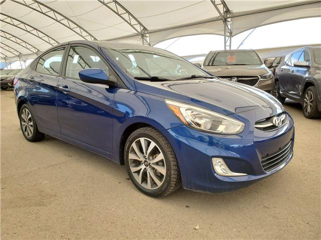 2017 Hyundai Accent SE (Stk: 184289) in AIRDRIE - Image 1 of 24
