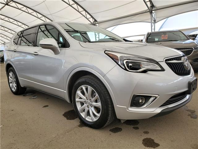 2019 Buick Envision Preferred (Stk: 184447) in AIRDRIE - Image 1 of 28