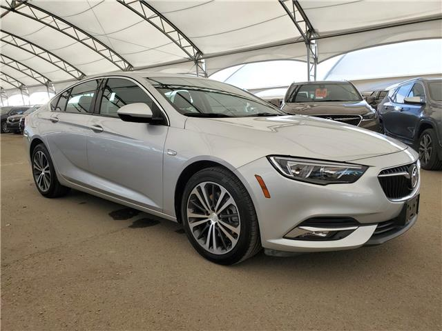 2019 Buick Regal Sportback Essence W04GR6SX3K1050352 184298 in AIRDRIE