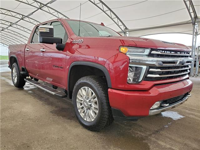 2020 Chevrolet Silverado 3500HD High Country (Stk: 178804) in AIRDRIE - Image 1 of 38