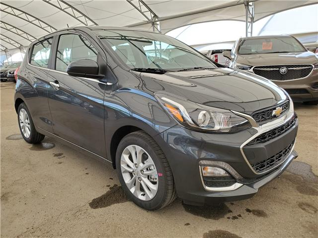 2020 Chevrolet Spark 2LT CVT (Stk: 184576) in AIRDRIE - Image 1 of 27