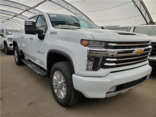 2020 Chevrolet Silverado 3500HD High Country (Stk: 185012) in AIRDRIE - Image 1 of 4