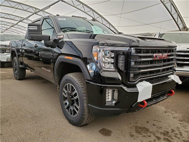2020 GMC Sierra 3500HD AT4 (Stk: 184669) in AIRDRIE - Image 1 of 4