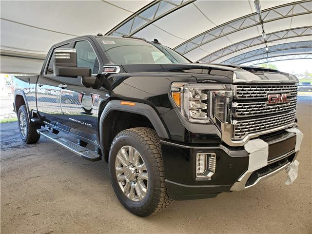 2020 GMC Sierra 3500HD Denali (Stk: 184580) in AIRDRIE - Image 1 of 4