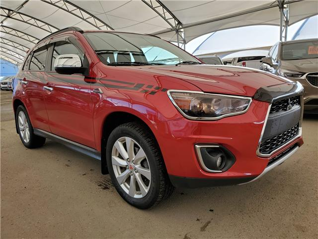2014 Mitsubishi RVR GT (Stk: 184605) in AIRDRIE - Image 1 of 27