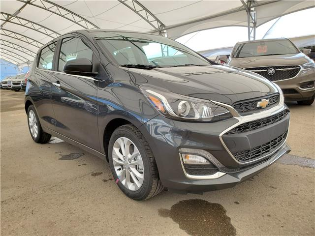 2020 Chevrolet Spark 2LT CVT (Stk: 184536) in AIRDRIE - Image 1 of 27