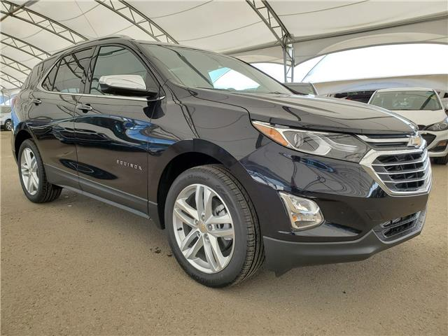 2020 Chevrolet Equinox Premier (Stk: 184318) in AIRDRIE - Image 1 of 30