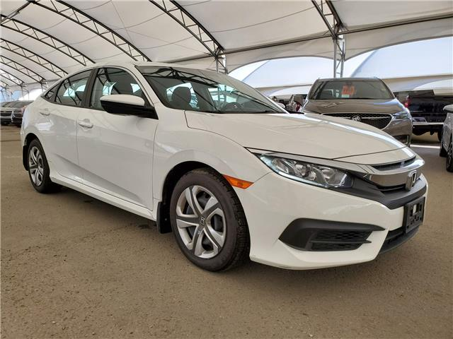 2017 Honda Civic LX (Stk: 184727) in AIRDRIE - Image 1 of 22