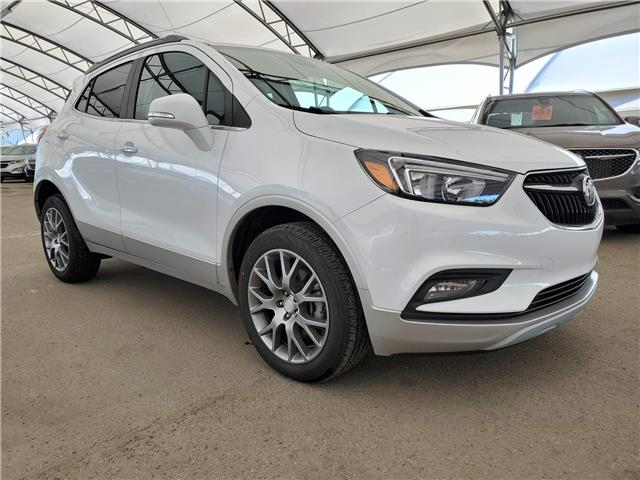 2018 Buick Encore Sport Touring (Stk: 184837) in AIRDRIE - Image 1 of 25