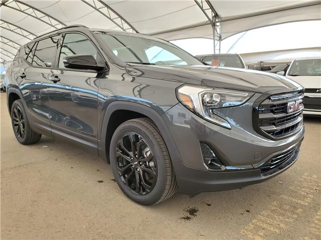 2020 GMC Terrain SLT (Stk: 182169) in AIRDRIE - Image 1 of 31