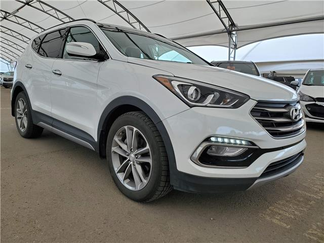 2017 Hyundai Santa Fe Sport 2.0T Limited (Stk: 184713) in AIRDRIE - Image 1 of 32