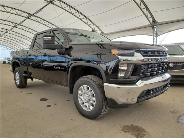 2020 Chevrolet Silverado 2500HD LT (Stk: 184666) in AIRDRIE - Image 1 of 26