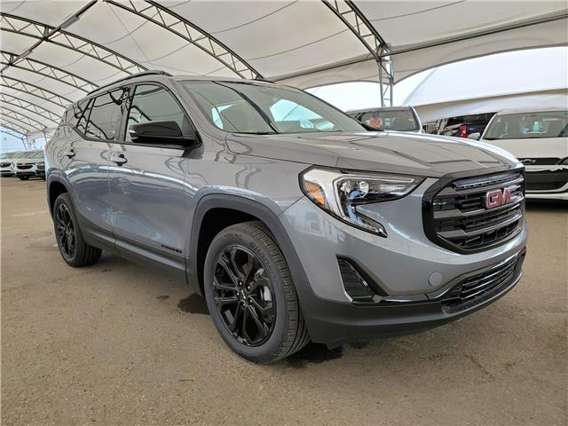 2020 GMC Terrain SLE (Stk: 185010) in AIRDRIE - Image 1 of 25