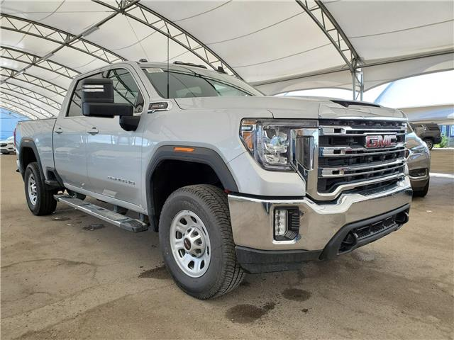 2020 GMC Sierra 2500HD SLE (Stk: 184948) in AIRDRIE - Image 1 of 28