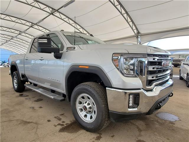 2020 GMC Sierra 2500HD SLE (Stk: 184945) in AIRDRIE - Image 1 of 26