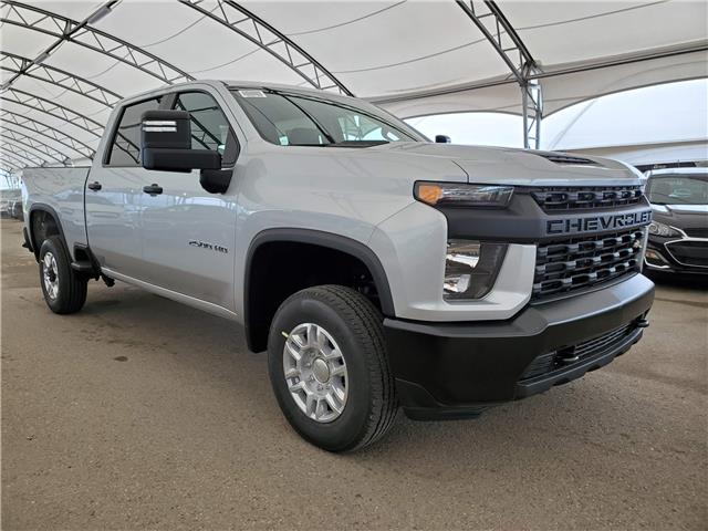 2020 Chevrolet Silverado 2500HD Work Truck (Stk: 184953) in AIRDRIE - Image 1 of 24