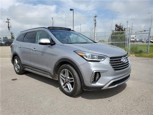 2017 Hyundai Santa Fe XL Limited (Stk: 185274) in AIRDRIE - Image 1 of 5