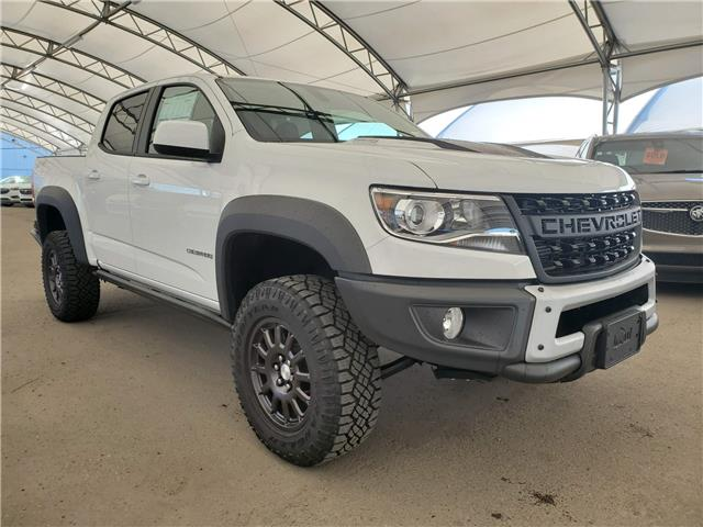 2020 Chevrolet Colorado ZR2 (Stk: 185470) in AIRDRIE - Image 1 of 31