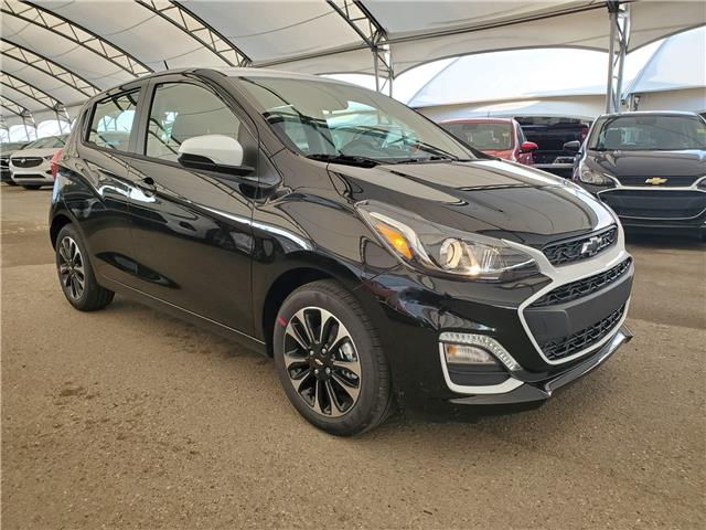 2020 Chevrolet Spark 1LT Manual (Stk: 185089) in AIRDRIE - Image 1 of 25