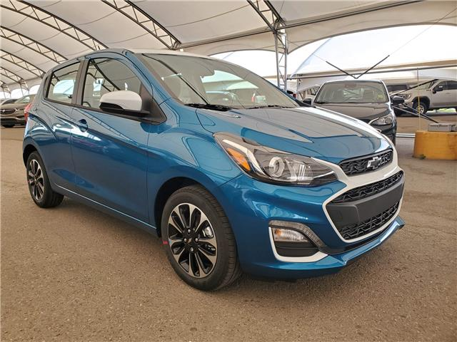 2020 Chevrolet Spark 1LT CVT (Stk: 185090) in AIRDRIE - Image 1 of 26
