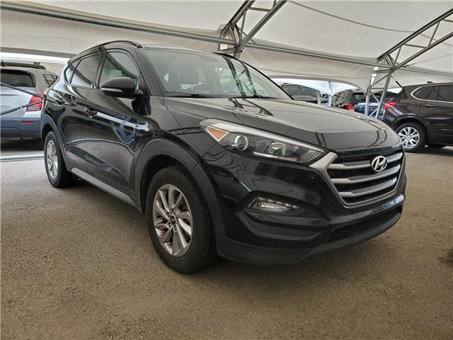 2017 Hyundai Tucson  (Stk: 185247) in AIRDRIE - Image 1 of 4