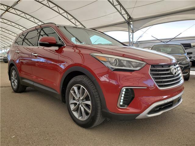 2019 Hyundai Santa Fe XL Luxury (Stk: 185142) in AIRDRIE - Image 1 of 27