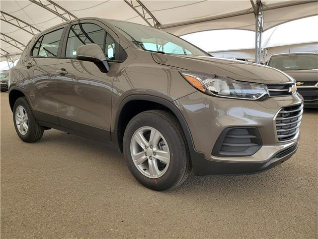 2021 Chevrolet Trax LS (Stk: 185723) in AIRDRIE - Image 1 of 24