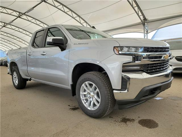 2020 Chevrolet Silverado 1500 LT (Stk: 185534) in AIRDRIE - Image 1 of 26