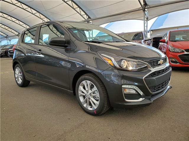 2021 Chevrolet Spark 1LT CVT (Stk: 185883) in AIRDRIE - Image 1 of 27