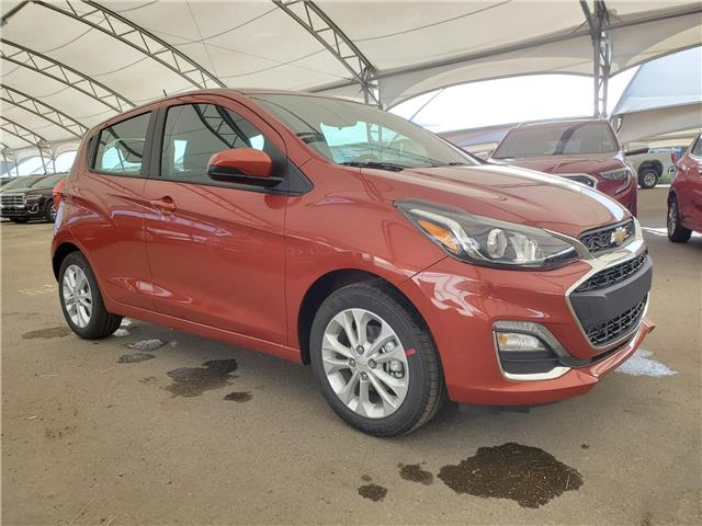 2021 Chevrolet Spark 1LT CVT KL8CD6SA4MC702474 185867 in AIRDRIE