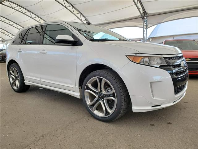 2014 Ford Edge Sport (Stk: 185583) in AIRDRIE - Image 1 of 28