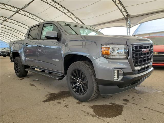 2021 GMC Canyon Elevation (Stk: 185535) in AIRDRIE - Image 1 of 30