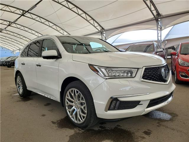 2017 Acura MDX Elite Package (Stk: 185694) in AIRDRIE - Image 1 of 37