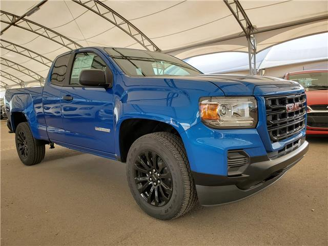 2021 GMC Canyon Elevation Standard (Stk: 185960) in AIRDRIE - Image 1 of 29