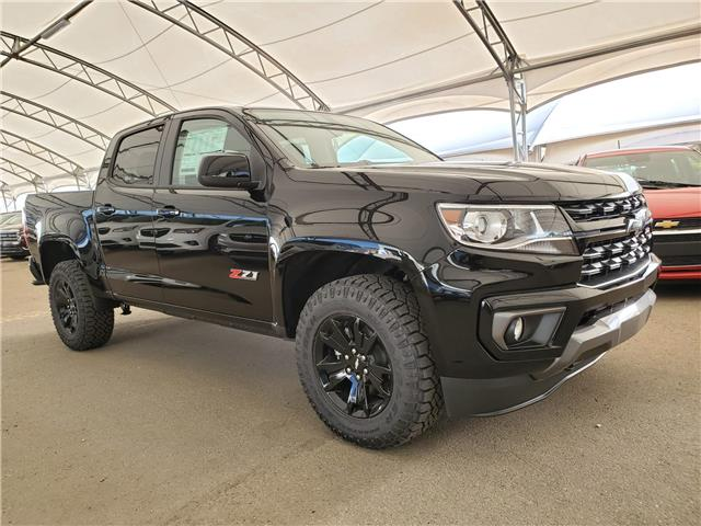 2021 Chevrolet Colorado Z71 (Stk: 185748) in AIRDRIE - Image 1 of 30