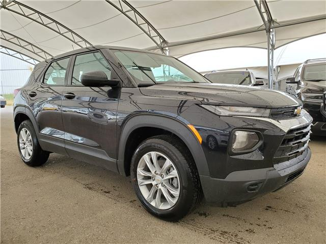 2021 Chevrolet TrailBlazer LS (Stk: 184187) in AIRDRIE - Image 1 of 26