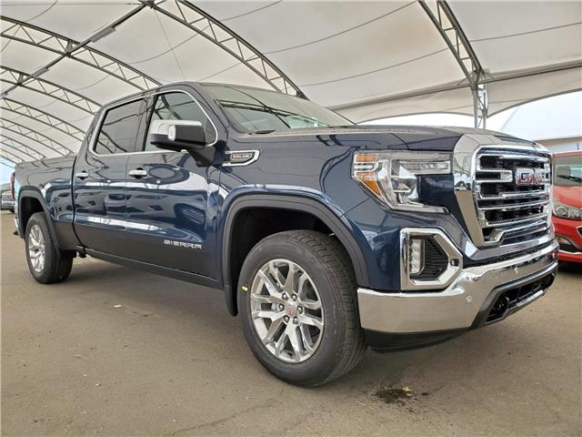 2020 GMC Sierra 1500 SLT (Stk: 186303) in AIRDRIE - Image 1 of 30
