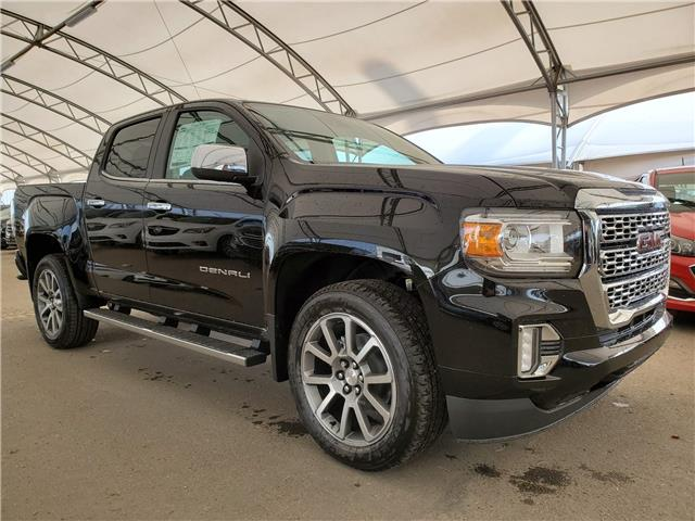 2021 GMC Canyon Denali (Stk: 186531) in AIRDRIE - Image 1 of 32