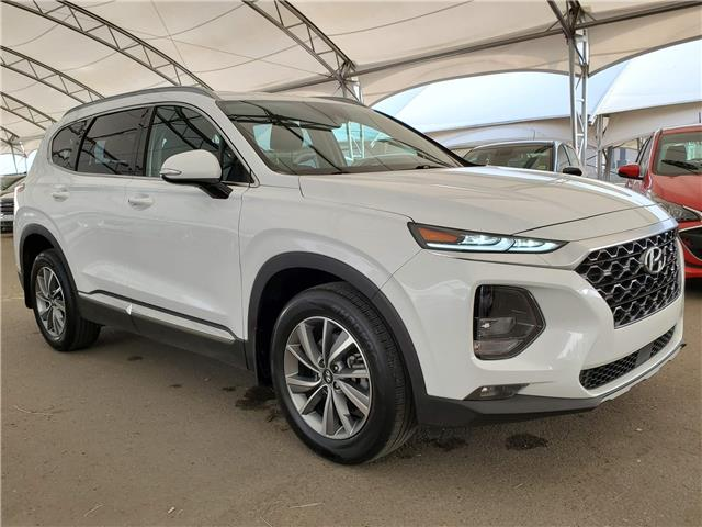 2019 Hyundai Santa Fe Preferred 2.4 (Stk: 185803) in AIRDRIE - Image 1 of 28