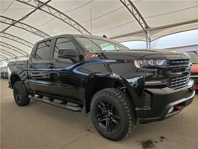 2020 Chevrolet Silverado 1500 LT Trail Boss (Stk: 186618) in AIRDRIE - Image 1 of 30